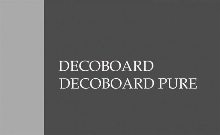 Decoboard / Decoboard Pure
