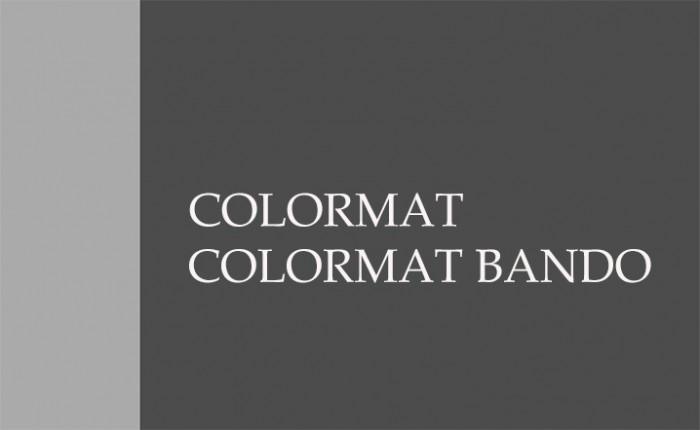 Comormat / Colormat Bando