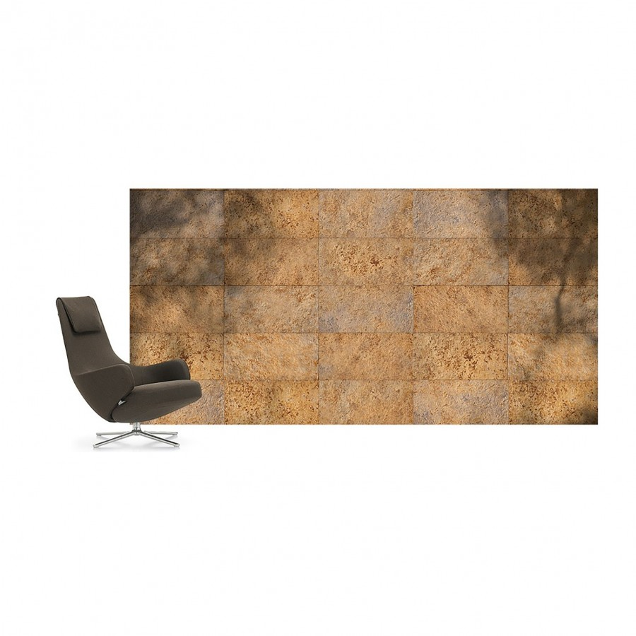 KVARCITAS, Carioca bronze, natūralus akmuo, plytelė