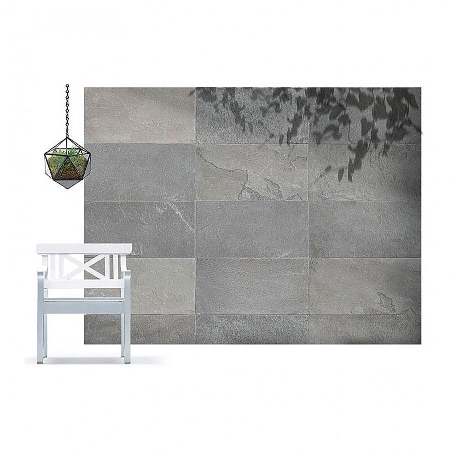 KVARCITAS, Orient Grey, natūralus akmuo, plytelė