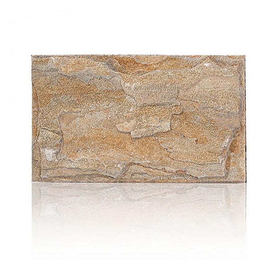 KVARCITAS, Orient Gold Mushroom, natūralus akmuo, plytelė