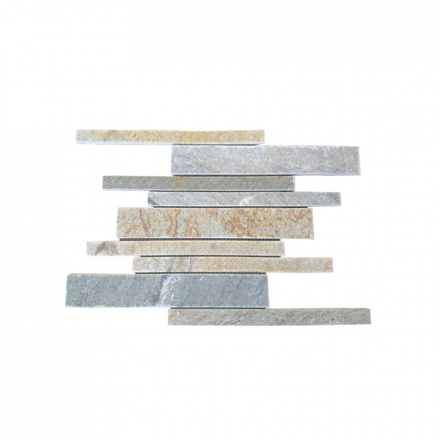 Natūralus akmuo, KVARCITAS, HYMS122, 1vnt. - 0.09m2
