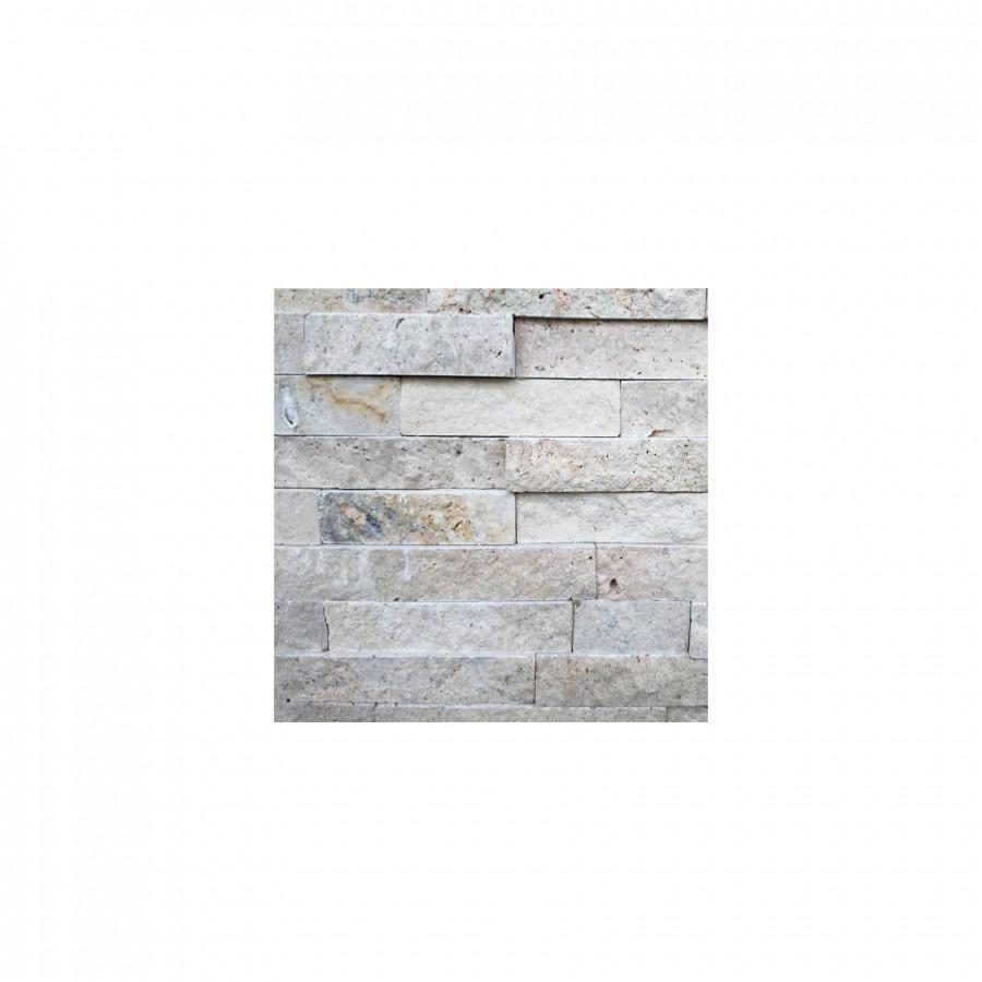 Natūralus akmuo, TRAVERTINAS, RS-1924S, 1vnt. - 0.0825m2