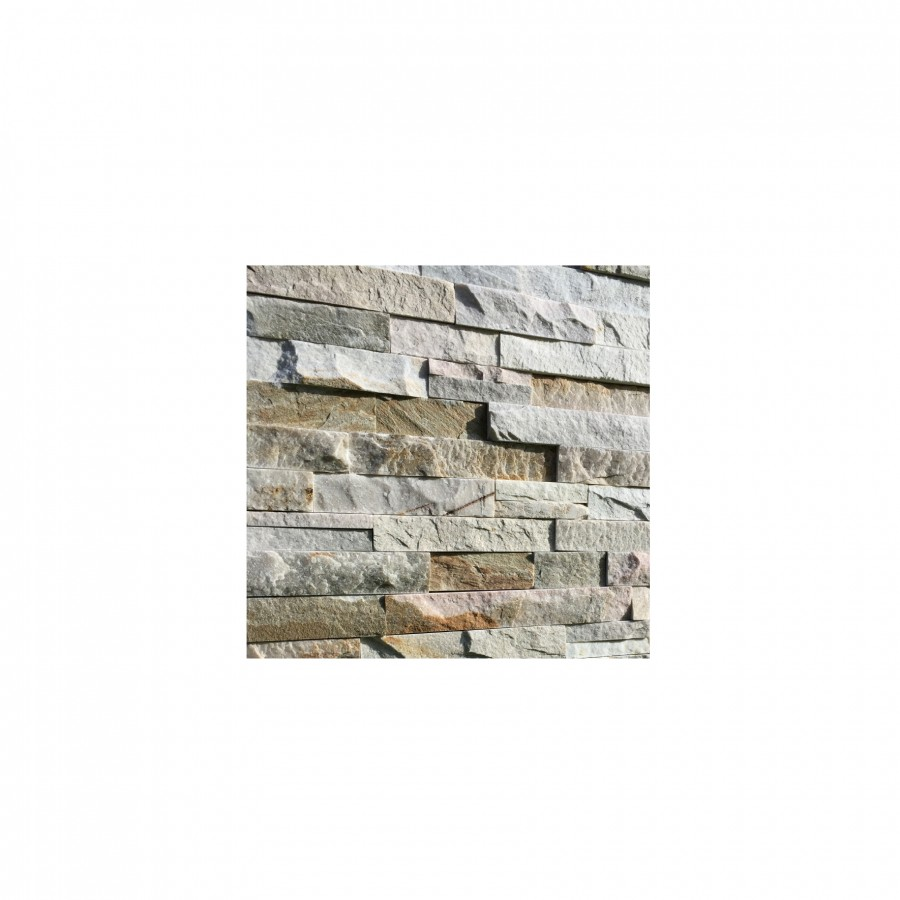 Natūralus akmuo , KVARCITAS, HYCT025, 1vnt. - 0.09m2