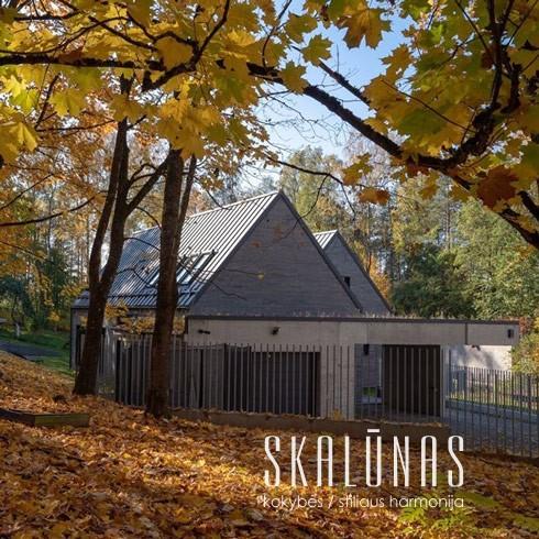 1817 Fasado apdaila, natūralus akmuo, bazaltas, 60x9, 60x5, Vilnius 2017
