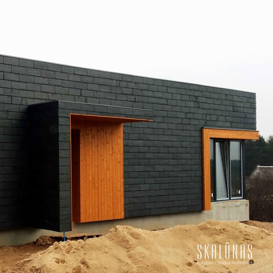 941 Fasadas, natūralus akmuo, fasadas, 40x20, Rastinėnai 2014