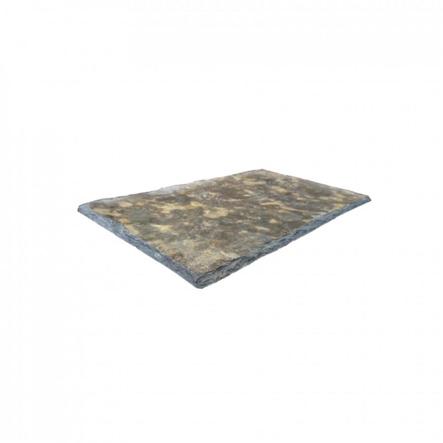 Skalūnas, 50x25 cm, 1-1.5 cm, RUSTY, PH